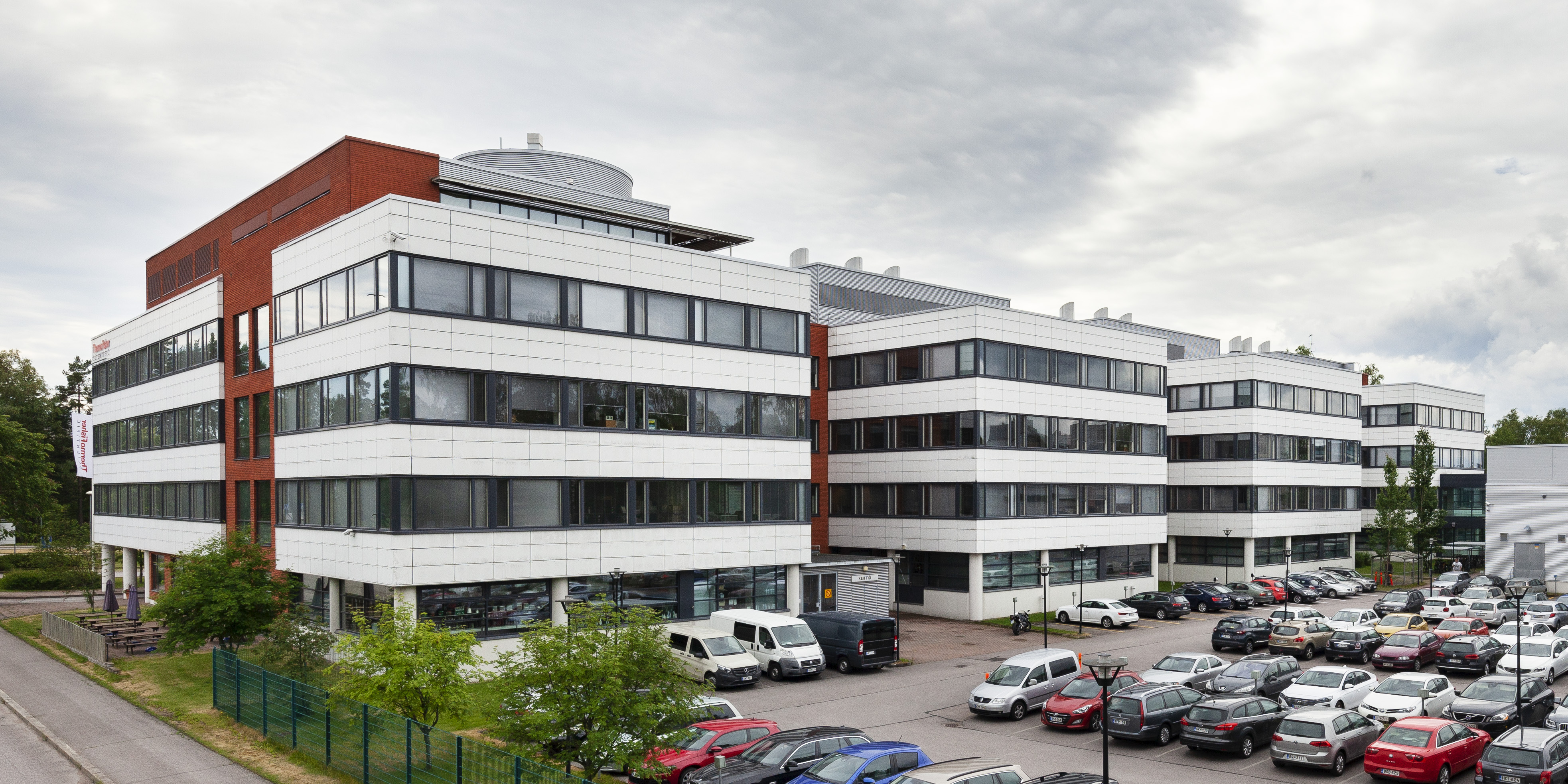 Thermo Fisher HQ | Niam